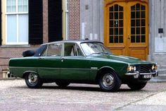 Rover P6 (1974) gebruikerservaring   Autoreviews - AutoWeek.nl