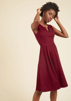 Predilect Your Thoughts A-Line Dress