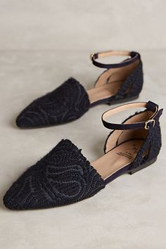KMB Meadow Flats #anthropologie