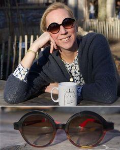 Ganz entspannt die Sonne genießen. Am besten geht das doch mit einer schönen Sonnenbrille, oder? Sunglasses, Vintage, Fashion, Enjoying The Sun, Parisian, Moda, Fashion Styles, Sunnies, Shades