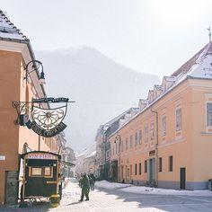 Romania travel diary via FindUsLost