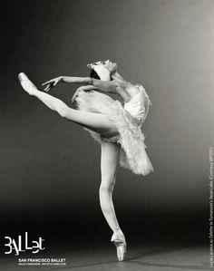 Lucia Lacarras, san francisco ballet