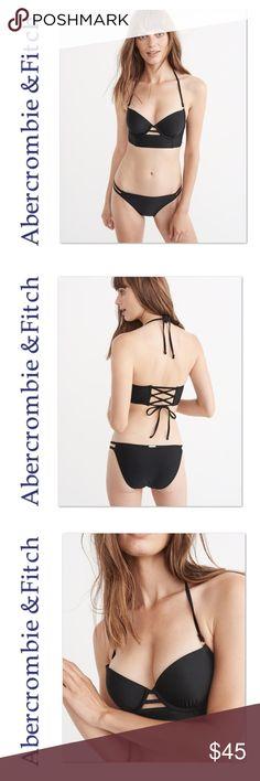 NWT Abercrombie & Fitch A&F Bikini 2pc Swimsuit New Abercrombie & Fitch Swim Bikinis