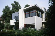 Picture Dictionary of Modern Architecture: De Stijl