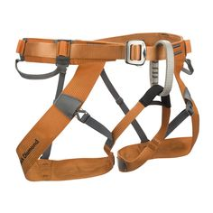 Black Diamond Couloir Harness. Packable to the size of a soup can that easily stows away in a jacket pocket, the superlight Couloir harness is designed to be the essential skiing and mountaineering harness. | at http://www.weighmyrack.com/ #rock #climbing #gear