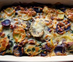 Oven baked moussaka.Moussaka is classic Greek recipe with aubergines and beef.Here is another variation of moussaka with lamb mince cooked in turbo oven.