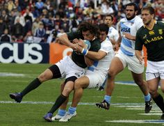 A massive effort of Argentina against the mighty Springboks, yesterday. Final score in Mendoza: 16-16. #rugbychampionship