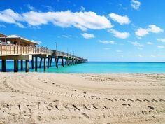 DANIA BEACH PIER -  by Aaron Whitaker (Dania Beach, Florida)