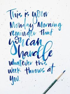 Image result for monday is a good day quotes
