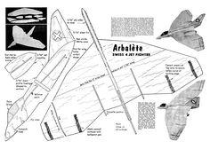 Arbalete - plan thumbnail