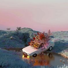 3d Fantasy, Jolie Photo, Film Aesthetic, Retro Futurism, Surreal Art, Pretty Pictures, Picture Wall, Aesthetic Pictures, Collage Art