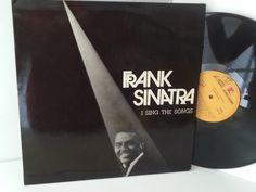 FRANK SINATRA i sing the songs, W 54093 - SOUNTRACKS, COMEDY, POP, VARIOUS ARTISTS, MISC. #LP Heads, #BetterOnVinyl, #Vinyl LP's