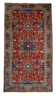 Star Ushak 340cm x 184 Turkey 19th century