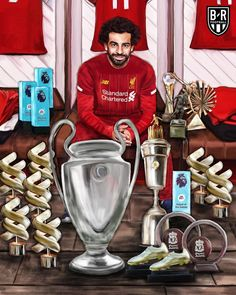On this day in joined Liverpool, and the Egyptian King's reign at Anfield began 🇪🇬👑 Ynwa Liverpool, Liverpool Champions, Salah Liverpool, Liverpool Players, Liverpool Fans, Liverpool Football Club, Champions League, Liverpool Fc Wallpaper, Liverpool Wallpapers