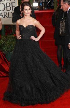 Lea Michele, star of Glee