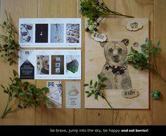 bear and berries Berries, Gallery Wall, Sky, Bear, Wood, Frame, Happy, Home Decor, Heaven