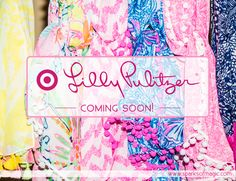 Lilly Pulitzer for Target Collection Announcement!