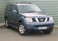 Used 2006 (56 reg) Grey Metallic Nissan Pathfinder 2.5 dCi Aventura 5dr for sale on RAC Cars