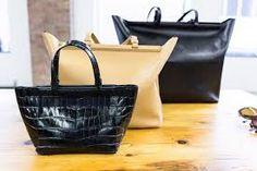 "Shopper Fall 13, the row.  ""Our bags"""