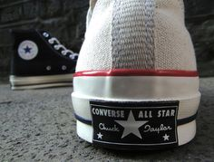 Converse First String 1970′s Chuck Taylor