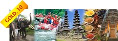 Bali Tour - Gold 10 - Package USD105