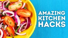 5 AMAZING kitchen hacks that will benefit any home cook l 5-MINUTE CRAFTS Try these easy kitchen life hacks to improve your cooking skill and help you cut ti...
