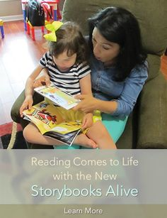 Alive Studios | Augmented Reality Literacy Learning!