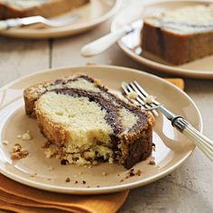 Nutella pound cake is unbelievably moist from the rich chocolate-hazelnut spread added to the batter. The cake is especially good with coffee ice cream.
