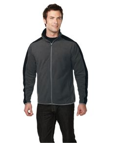 Mens Anti-Pilling 100% Polyester Micro fleece (double brushed)  Style#: Tri mountain F7381 #Polyester #Microfleece
