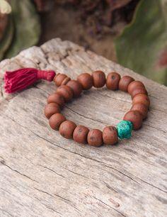 Sivana — Bodhi Seed Wrist Mala
