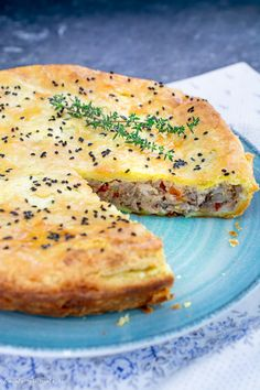 Quiche, Good Food, Yummy Food, Savory Tart, Romanian Food, Salmon Burgers, Food To Make, Foodies, Food And Drink