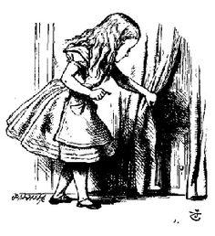 Алиса в Стране чудес - Иллюстрации