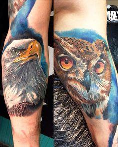 Tattoo Artist - Dris Donnelly   www.worldtattoogallery.com/tattoo_artist/dris-donnelly