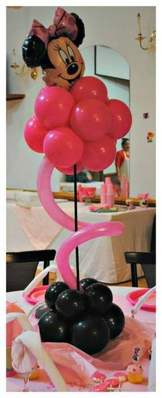 Minnie Mouse Birthday Party Ideas   Photo 1 of 37   Catch My Party