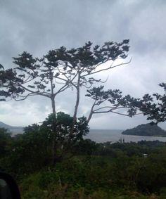 Lago de  catemaco  de Veracruz México