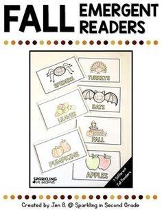 Emergent Readers - F