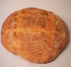Big Loaf of Sourdough Bread