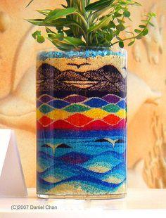 Sand Arts by Ako TSUBAKI