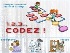 1,2,3... codez ! | Le site de la Fondation La main à la pâte