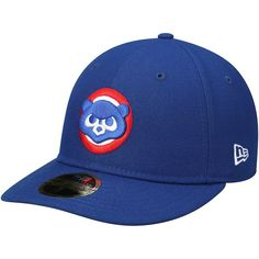 3e624c7cb Chicago Cubs New Era 2018 Players  Weekend On-Field 59FIFTY Fitted Hat –  Blue Blue