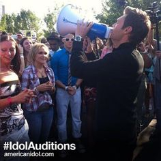 Good morning, Chicago! Break a leg, Season 12 auditioners. See where we're headed tomorrow: http://www.americanidol.com/auditions