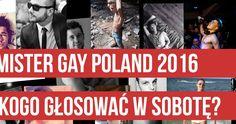VOTE FOR KAMIL FOR MISTER GAY POLAND!!! :D