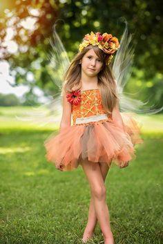 Cervatillo set de cumpleaños de hadas, traje de hadas leonado, tutú de cumpleaños Tinkerbell & friends con vestido tutú accesorios, cervatillo, con alas de hadas púrpura