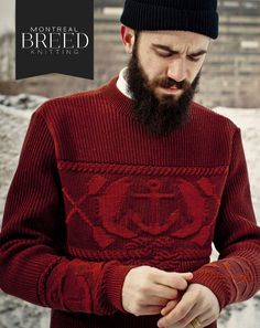 Teaser collection AH2013/2014 #breedknitting // Photos: Victoria Dimaano