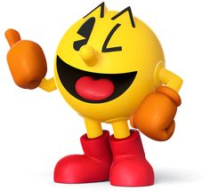 Pac-Man | Super Smash Bros. for 3DS and Wii U