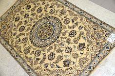 ペルシャ絨毯セール手織り玄関マットナイン産55242、ペルシャ絨毯通信