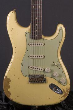 Fender Custom Shop 1961 Stratocaster Heavy Relic