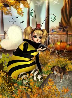 Bumble Bee Outfit : http://www.imvu.com/shop/product.php?products_id=25472327