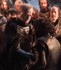 Game Of Thrones- season 5 Mother's Mercy /  ...for the Watch!