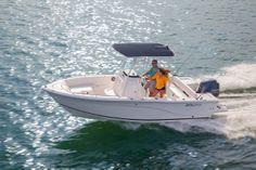 2014 Sea Fox 209 Commander Center Console